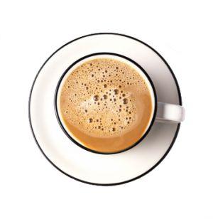Decaf Misto (Milk & Decaf Coffee)