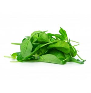"""""""Akroshka"""" with Spinach"""
